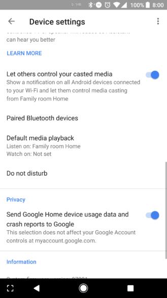 Ahora puede configurar su altavoz Sonos como el Asistente de Google predeterminado 1