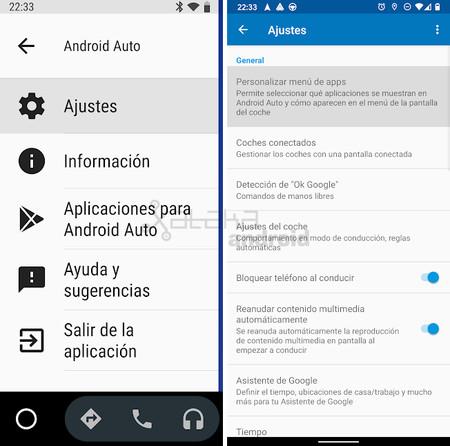 Tự động tùy chỉnh Android