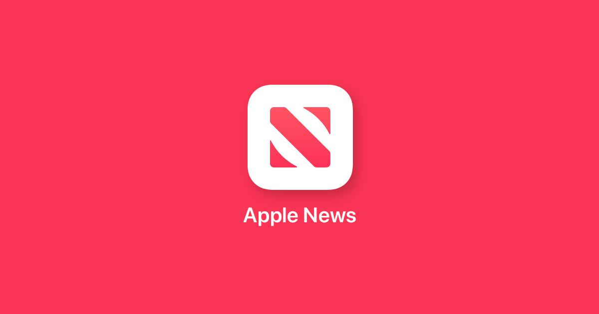Apple Berita telah membuat bagian baru yang didedikasikan ...