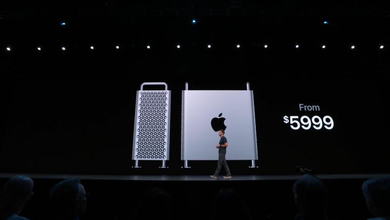 AppleMac Pro baru tersedia untuk pre-order, maksimal $ 52.599