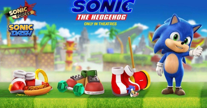 Baby Sonic akan dimainkan dalam 2 judul landak biru