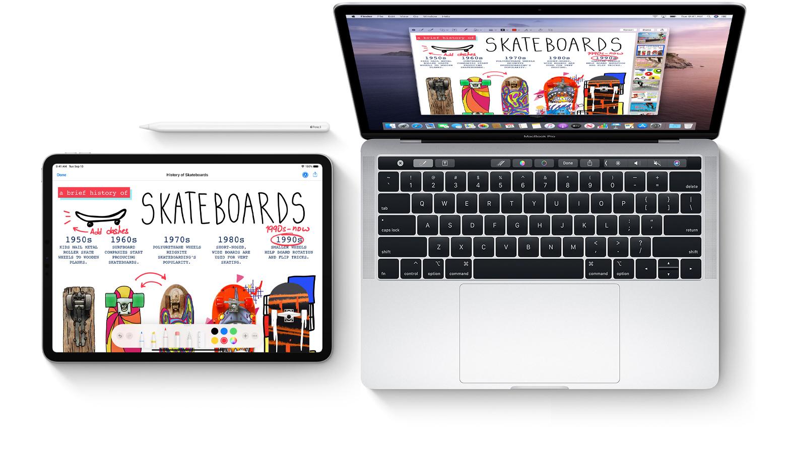 Mac iPad iPhone được đánh dấu