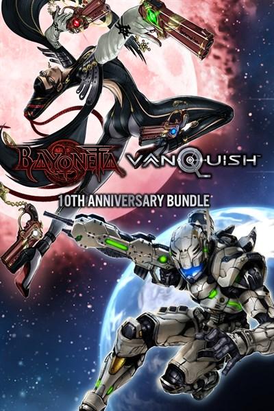 Bayonetta və Vanquish 10 illik yubiley paketi