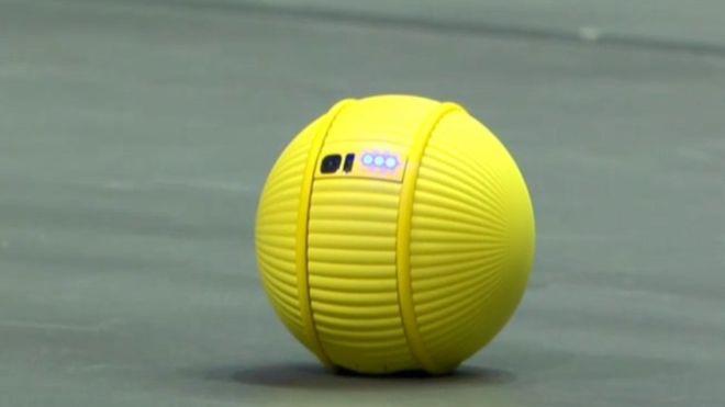 CES 2020: Ballie е нов робот од Samsung 1