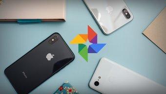 Icloud Iphone cho Google Photos Fi