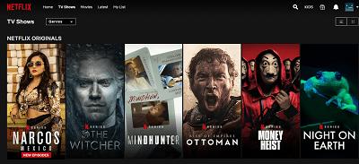 Cómo cambiar el idioma en Netflix en iPhone