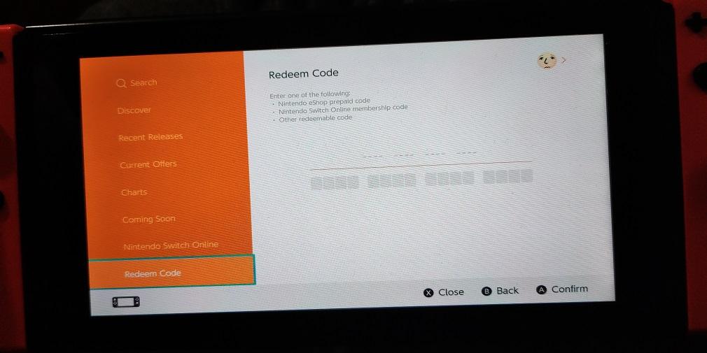 Cómo intercambiar códigos de juego y tarjetas de regalo por Nintendo Switch Eshop en 2019 2