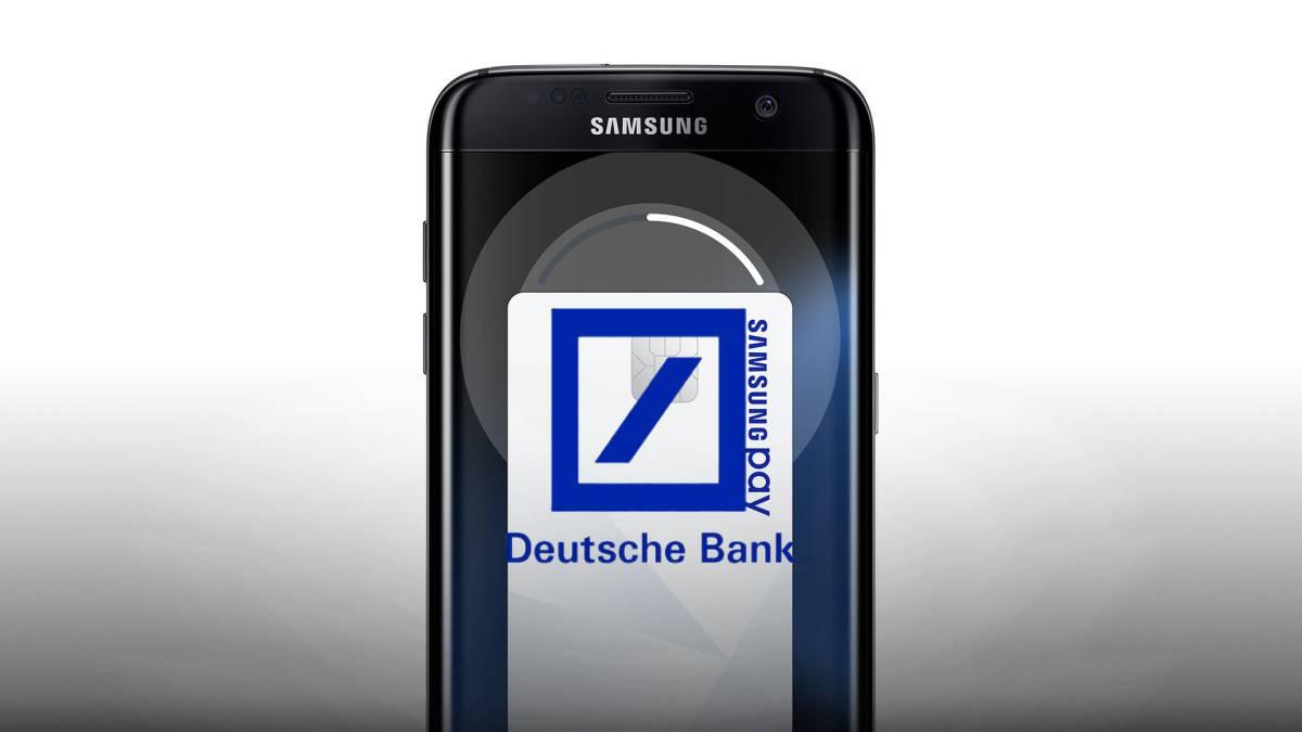 Deutsche Bank Samsung Pay ilə uyğun gəlir 1