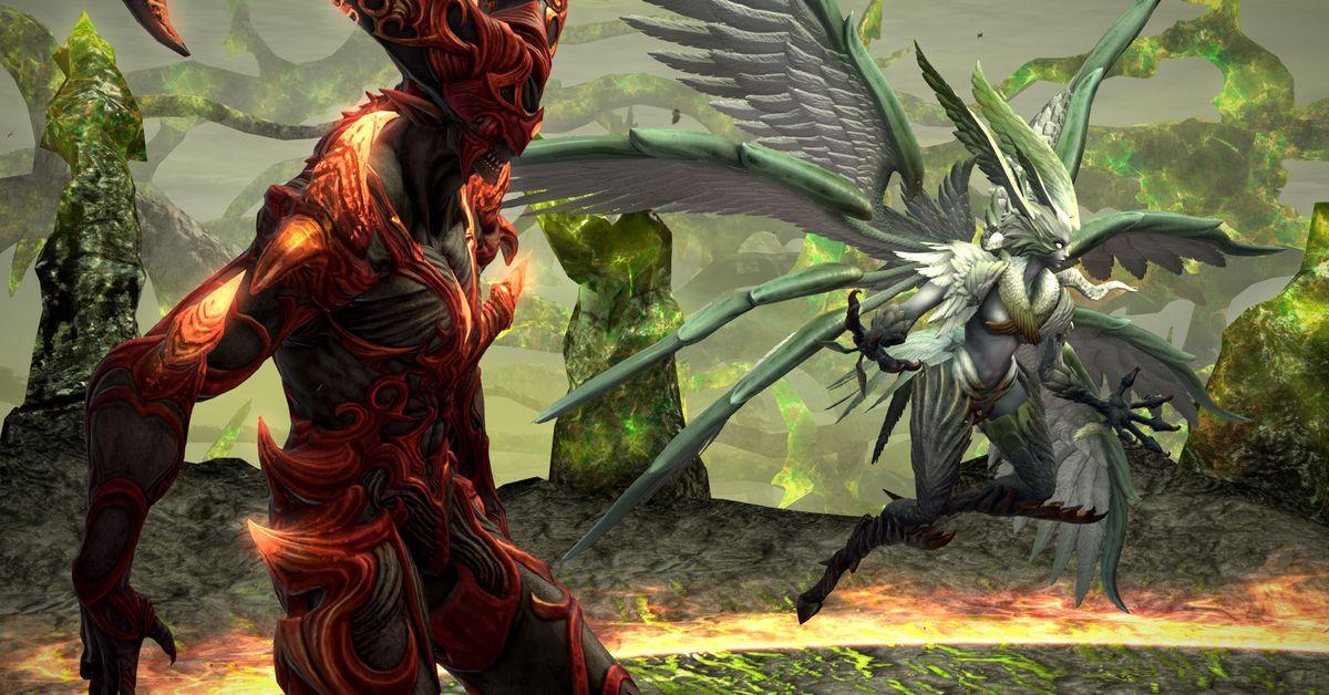 Final Fantasy 14: Shadowbringers Trailer го прикажува новиот шеф Eden Raid 2