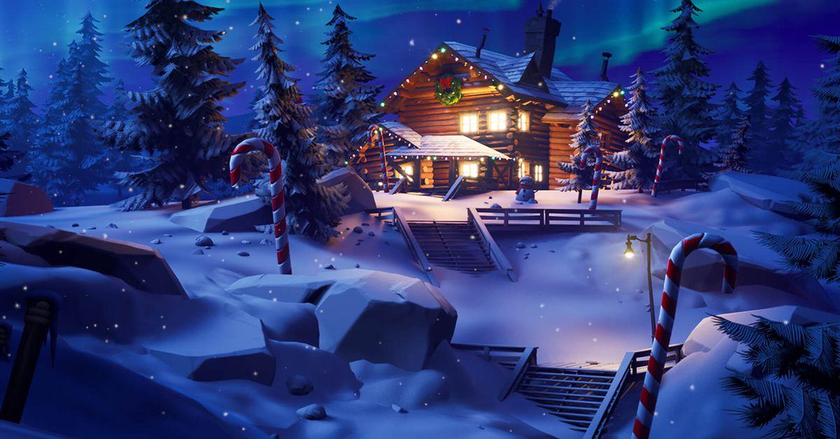 Fortnite играчи добиваат бесплатни кожи за настанот Winterfestival 2
