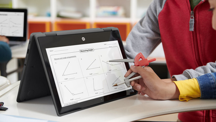 HP đã công bố Chromebook mới cho giáo dục 1
