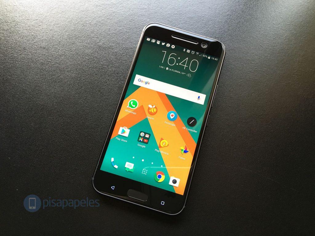 HTC 10 baxış 1