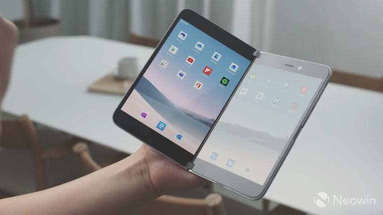 Hands on dengan Surface Duo Emulator