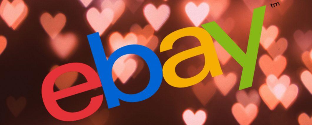 Hari Valentine Teknologi: Bisnis eBay 1