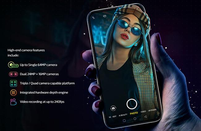 MediaTek Helio G80 çoğu oyuncu orta sınıf için tasarlanmıştır 1