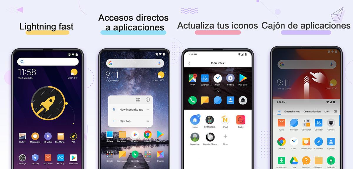 Нова верзија на POCO Launcher 2.0.  Новости за зависници од Xiaomi
