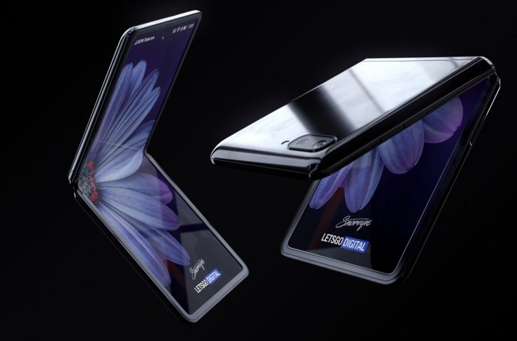 Đây là thiết bị đầu cuối gấp mới của Samsung 3