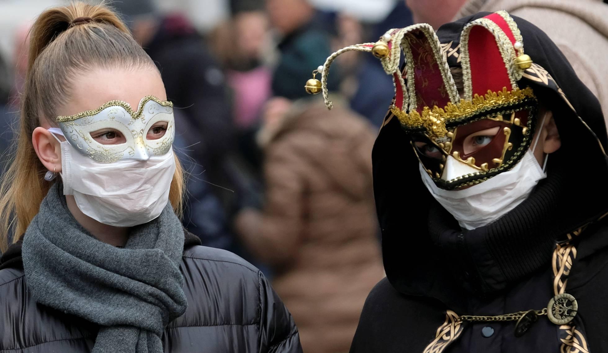 Italia mengkonfirmasi tiga kematian akibat Coronavirus 1