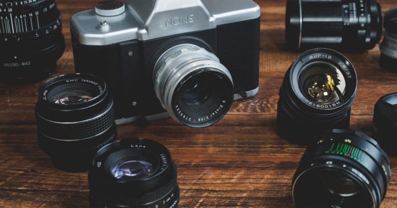 Kamera NONS SL42 Menampilkan M42 Mount Dan Menggunakan Instax Mini Film