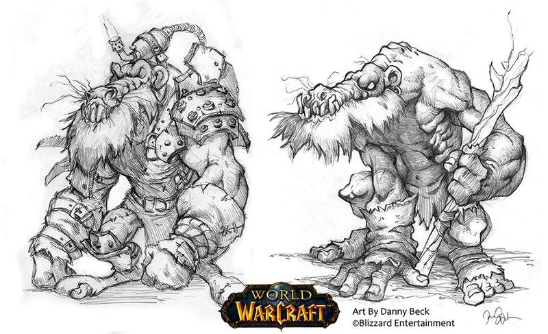 Koboldova koncepcia mestskej hordy vo World of Warcraft