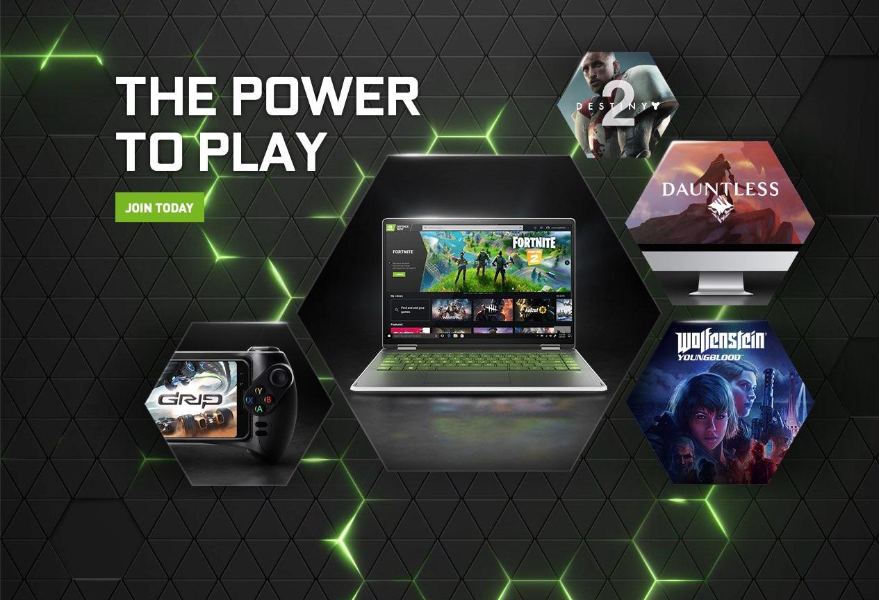 El servicio de juegos en la nube de Nvidia que permite a los usuarios de Mac jugar juegos de PC se lanzó hoy 2
