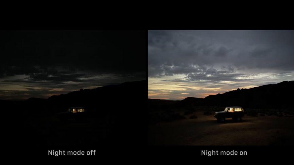 Mode iPhone 11 Pro dan 11 Night ditampilkan dalam AppleVideo terbaru