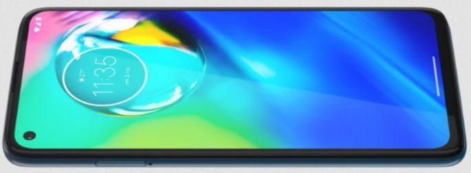 Motorola Moto G8 Power mengusung layar berlubang Max Vision Full HD +