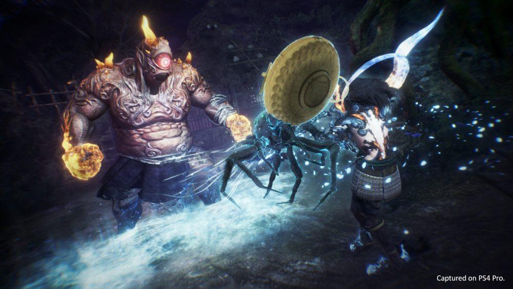 Nioh 2 Ruhlar üçün oynayan Doom 2016 avans döyüşü gətirir 2
