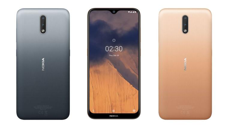 Nokia 2.3 nyt ennakkotilattavissa Yhdysvalloissa Yhdysvallat 1