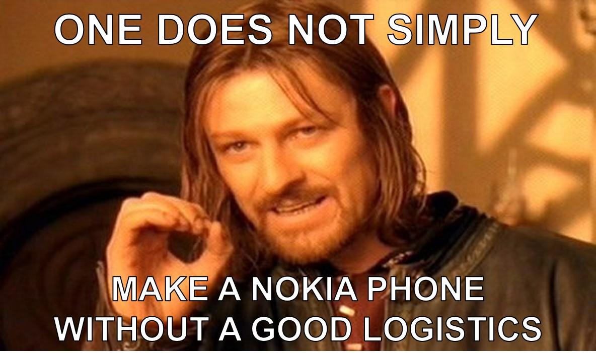 Nokia Mobile користи АИ и автоматизација во нивните системи на снабдувачки синџири 1