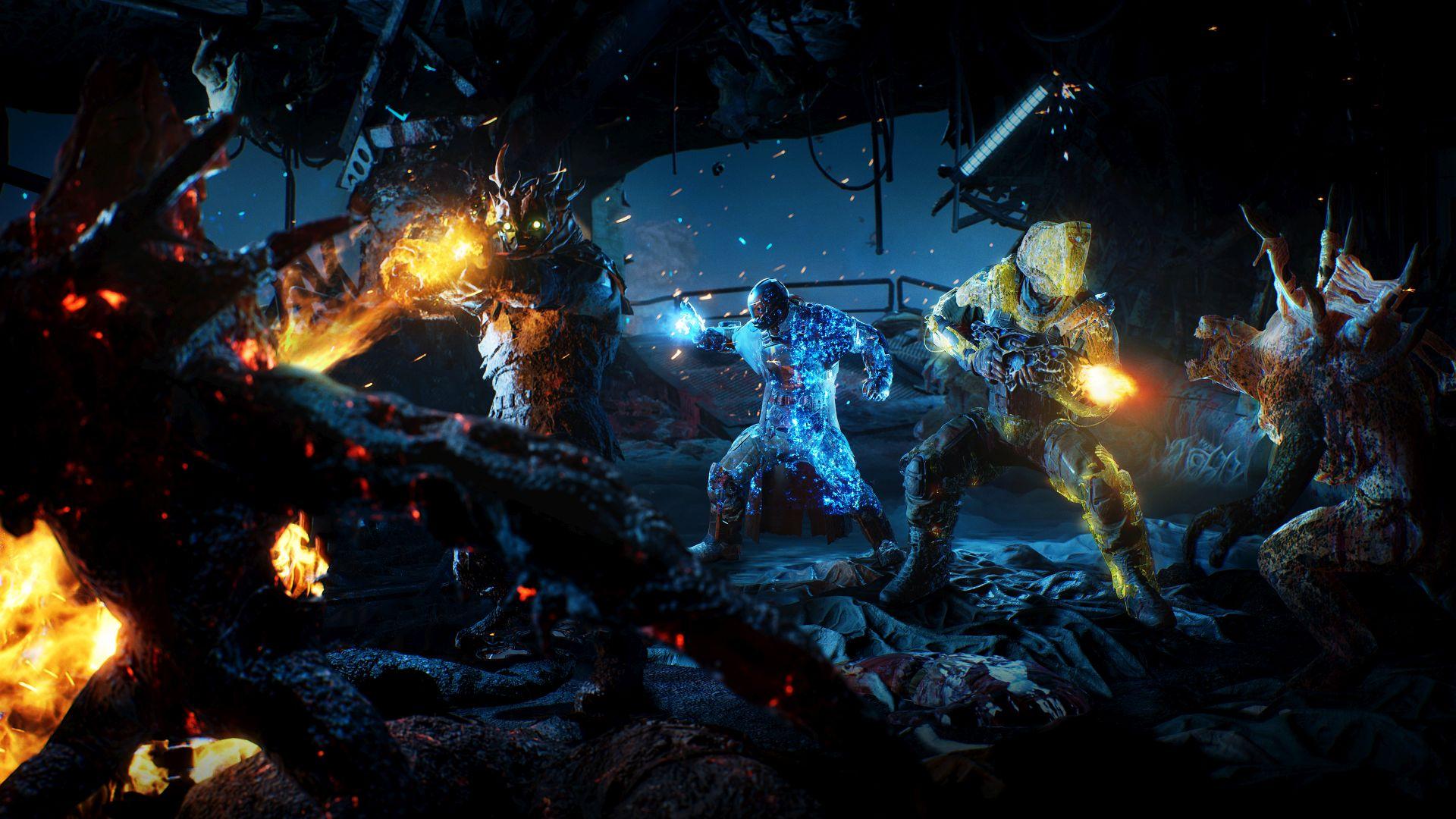 Outriders Trailers Mengungkapkan Pemotretan Berbasis Sampul, Kelas, dan Mekanika RPG 1