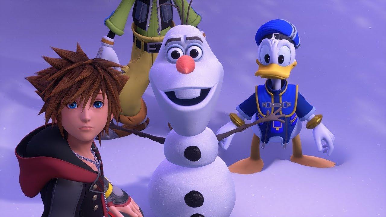 Paket Kingdom Hearts All-In-One mendapatkan edisi fisik tentang PS4 1