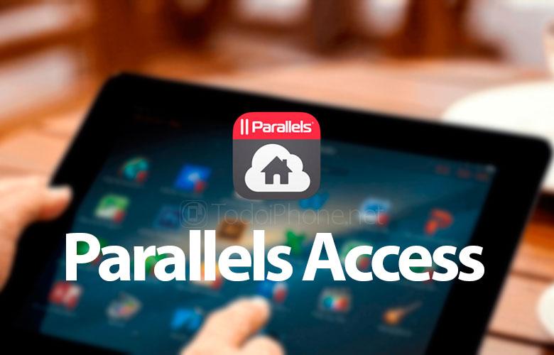 Parallels Access se actualiza y agrega soporte para el iPhone 6 y iPhone 6 Más 2