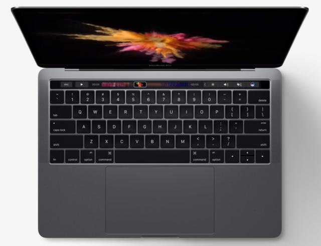 AppleMacbook terbaru menampilkan Touch Bar yang bagus dan opsi hard drive yang meningkat