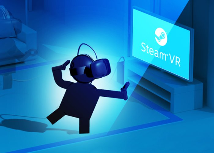 بلغ عدد مستخدمي Steam VR 1.3 مليون اتصال شهري 1