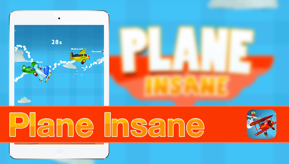 Insine Multiplayer Plane