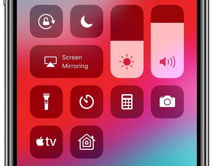 ReachCC13 abre el Centro de control con el movimiento original de accesibilidad de iOS 2