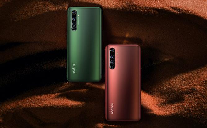 Realme X50 Pro 5G var 6 kamera, Snapdragon 865, 65W sürətli şarj və 90Hz ekran 1