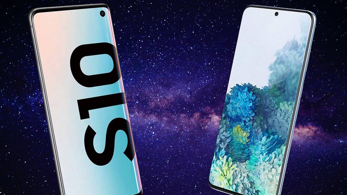 Samsung Galaxy S20 vs S10: diferencia entre las dos terminales coreanas 1