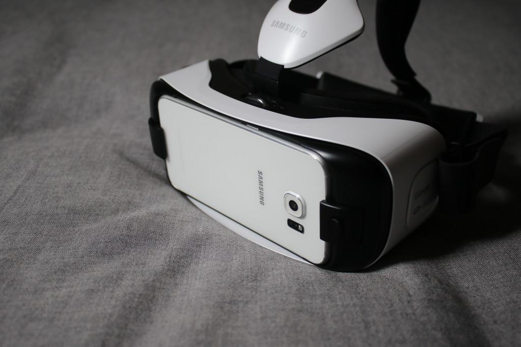 Samsung Gear VR (Rəy) 1