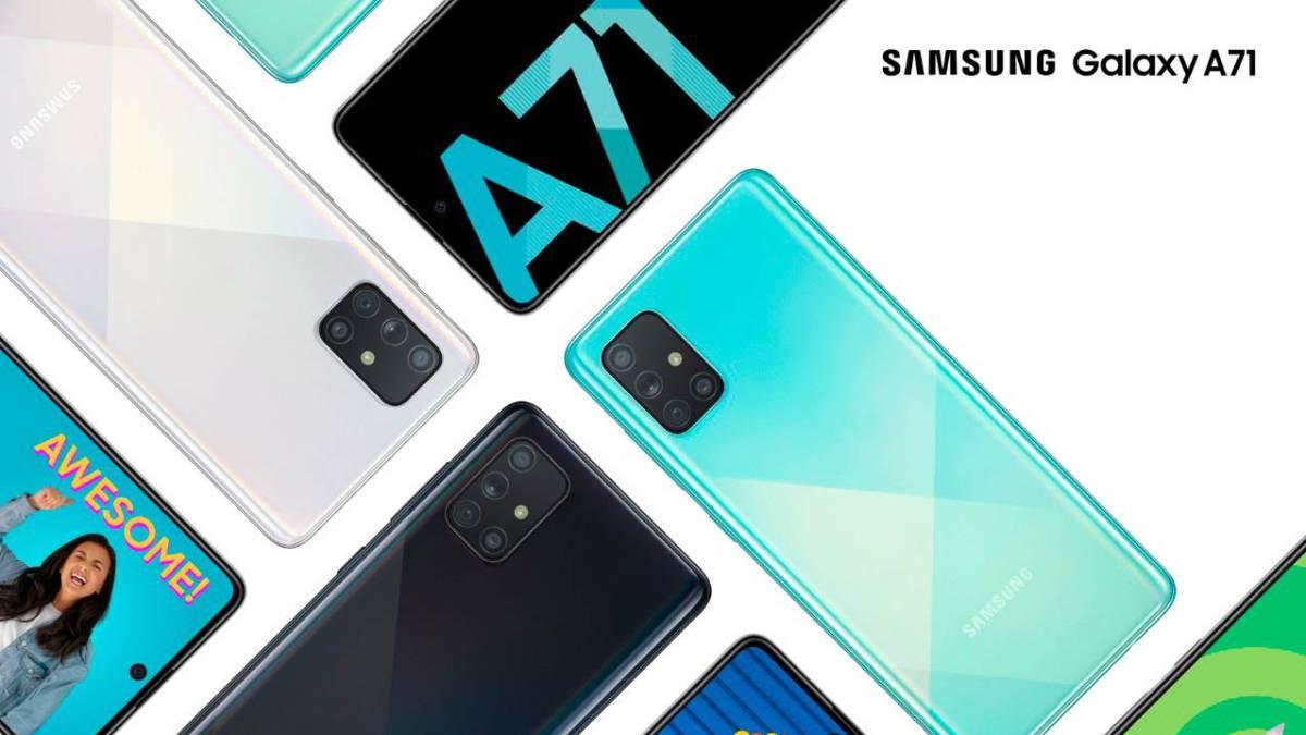 Yeni Samsung Galaxy A51 və A71, Koreyalı orta sinif üçün yeni təkliflər 1