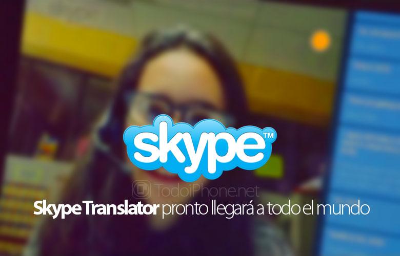 Skype    Tərcüməçilər bütün dünyada mövcud olacaq. 2