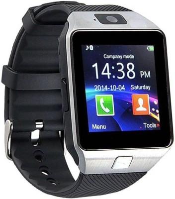 OPPO F9 Plus qara, gümüş Smartwatch