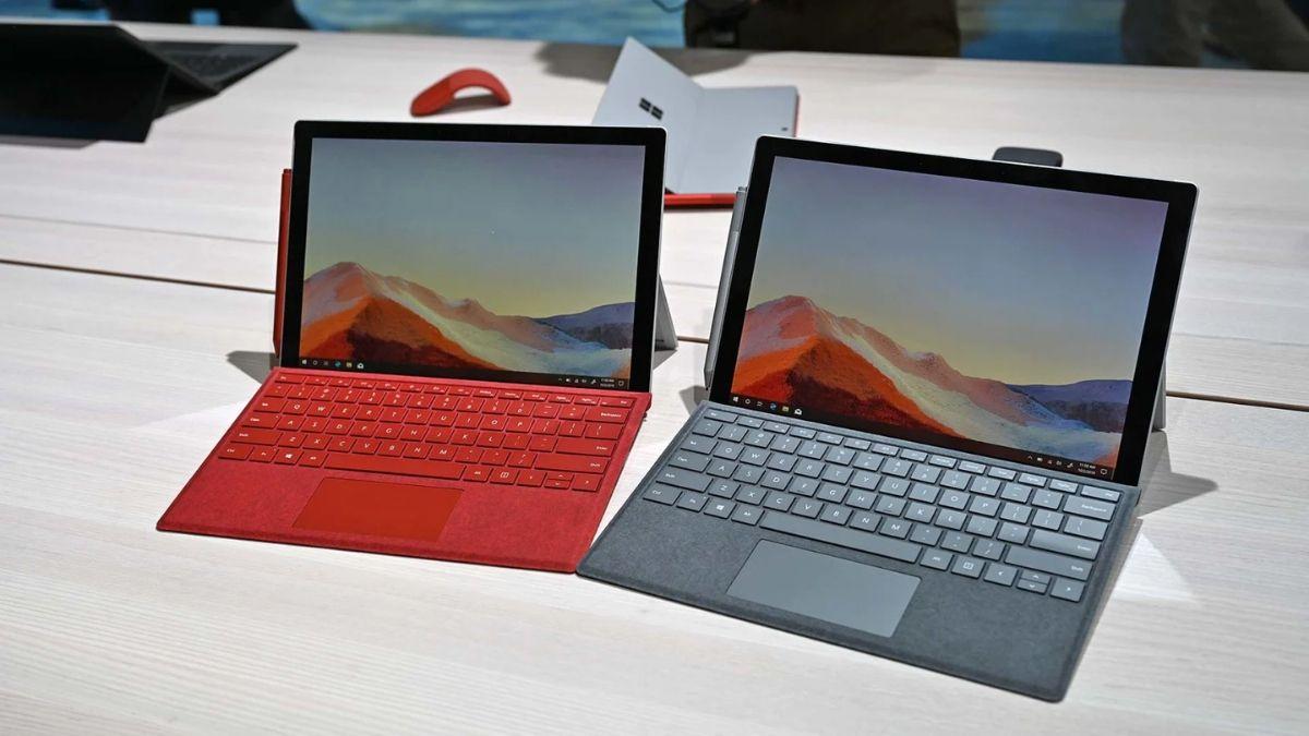 Pinta-kannettava tietokone 3 ja Surface Pro 7 on uhka käyttäjille! 1
