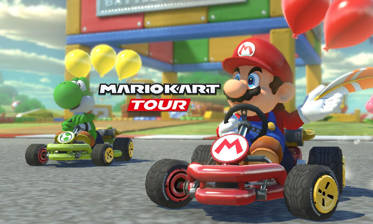 Mario Kart turu cəmi bir həftə ərzində 90 milyon yüklənməyə çatdı 1