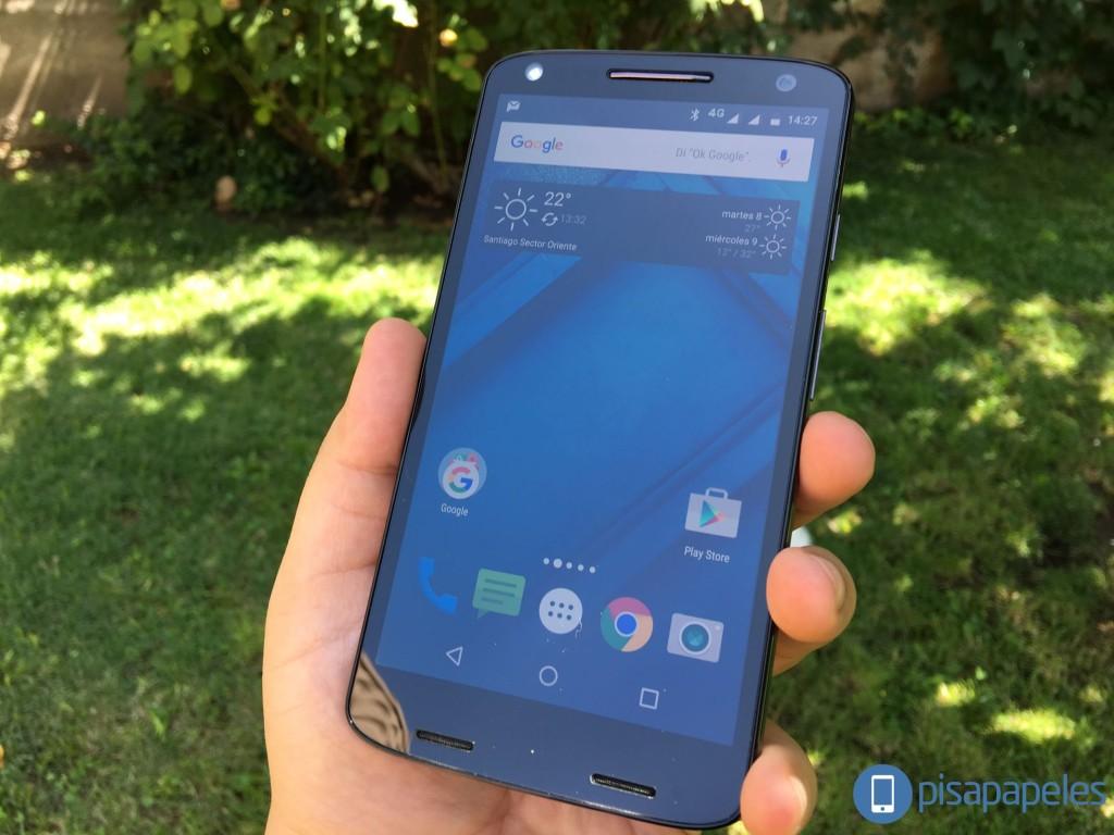 Motorola Moto X Force baxış 1
