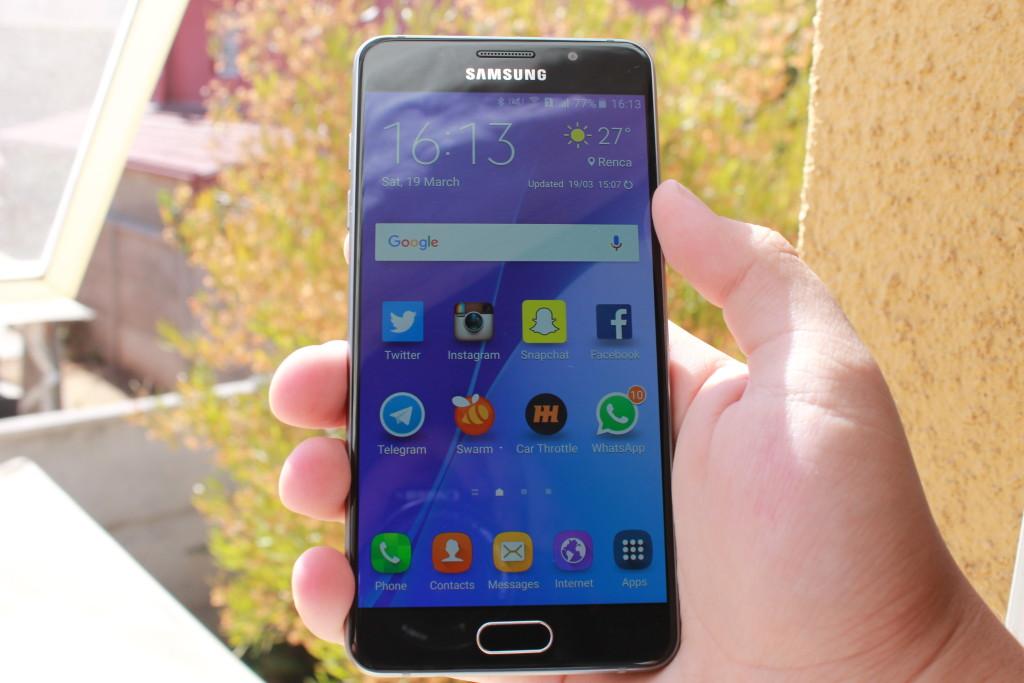 Opiniones de Samsung Galaxy A5 2016 1