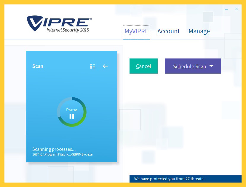 Unduh VIPRE Advanced Security 2020 - Firewall Dan Email Security 1