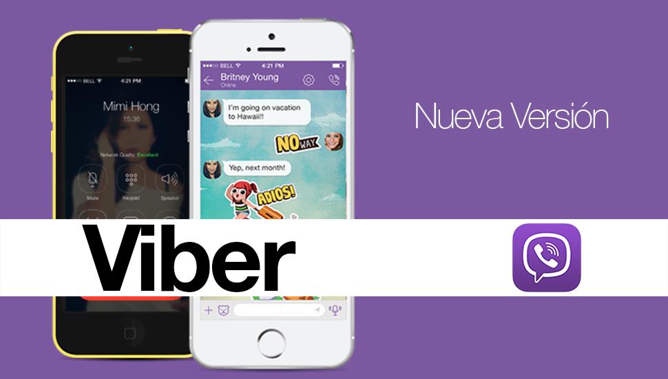 Viber untuk iPhone sekarang memiliki dukungan untuk Obrolan Publik 2