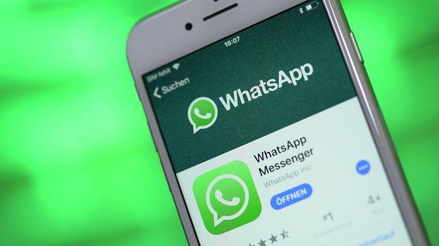 WhatsApp ottaa kuvan Apple palaa - nyt hänestä tulee vakava 1